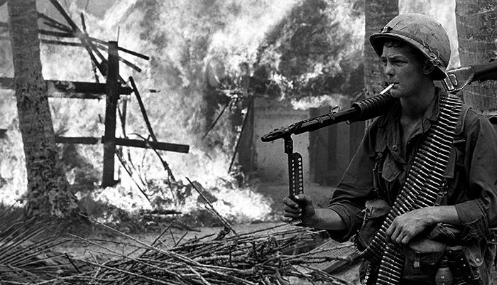 Разрушения Вьетнамской войны