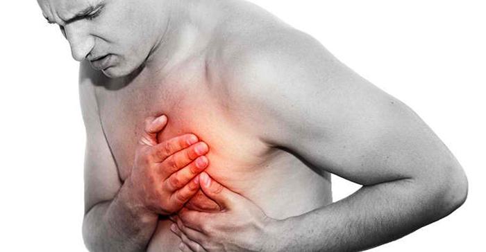 Симптомы разрыва легкого