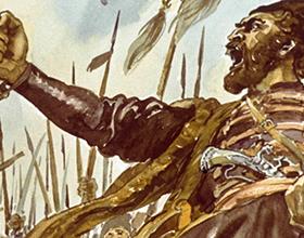 Основные события восстания Степана Разина