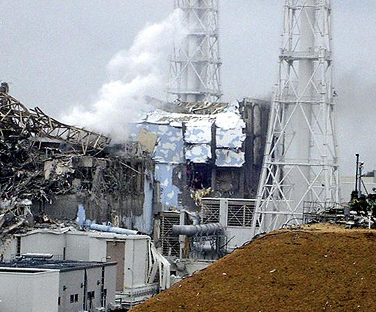 Реактор Фукусимы