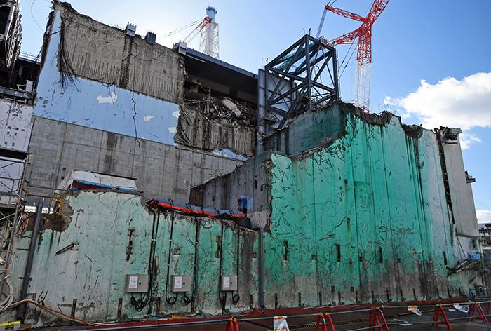 Реактор Фукусимы сегодня