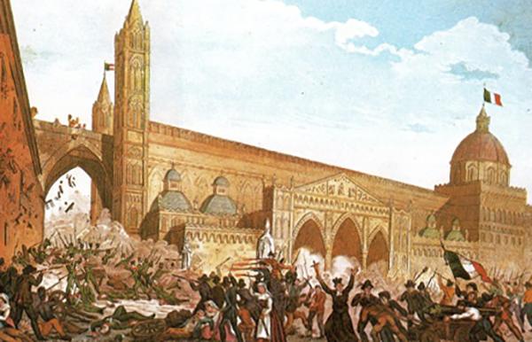 Революция в Сицилии