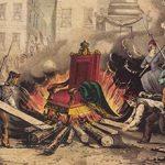 Основные события революции во Франции 1848 года