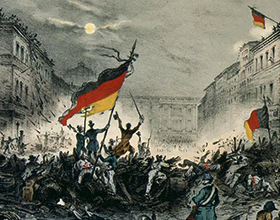 Основные события объединения Германии