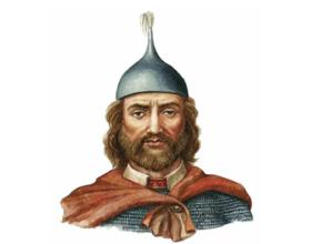 Важные и основные события правления князя Рюрика
