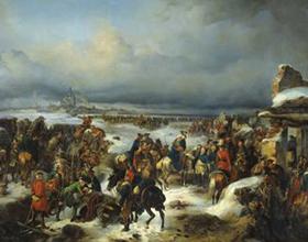 Основные события семилетней войны 1756-1763