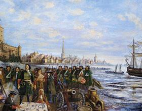 Основные события Северной войны 1700-1721 гг.