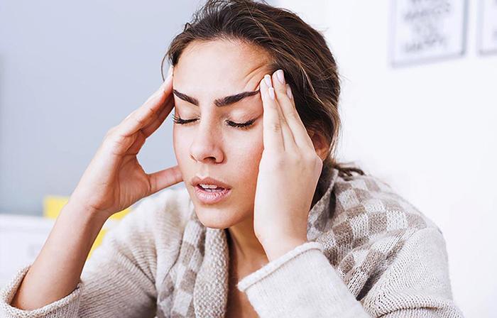 Сильная боль в голове