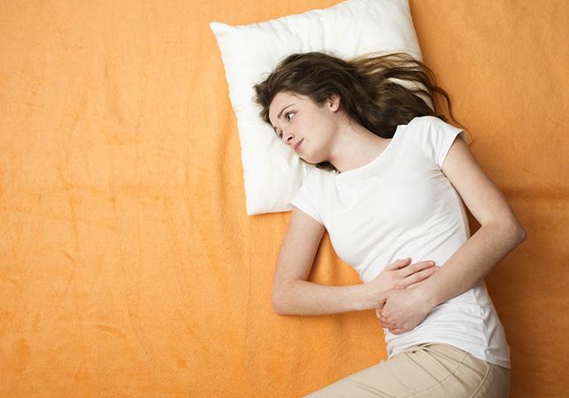 Симптомы язвы желудка у девушки