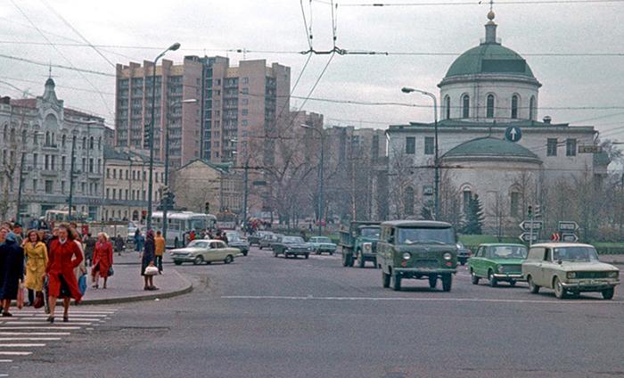 СССР в 70-ые годы