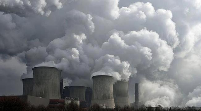 Станции загрязняют атмосферу