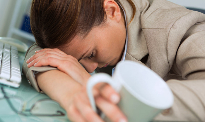 Чрезмерная усталость