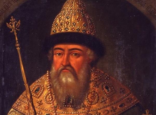 Василий Шуйский на престоле