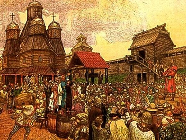 12 век на Руси