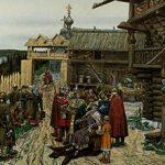Главные события 12 века на Руси