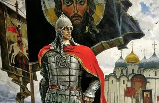 Великий Александр Невский