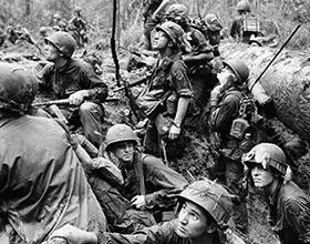 Основные события Вьетнамской войны
