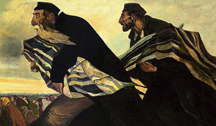 Выселение евреев