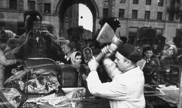 В СССР после войны