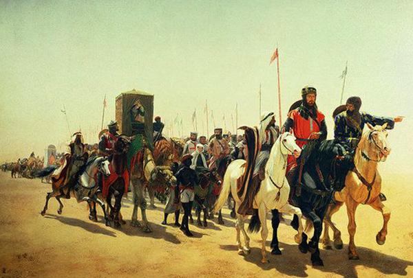 Войска во время третьего крестового похода