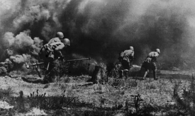ВОВ в 1943