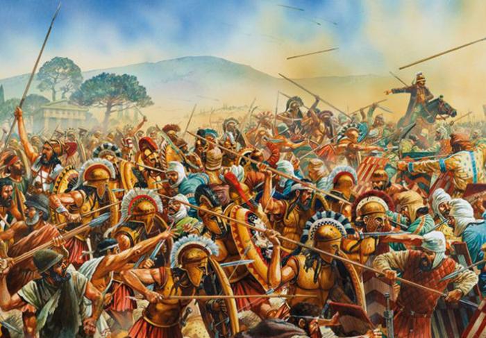 Война в древности