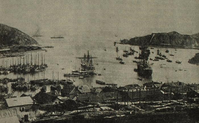 Корабли во время русско-японской войны
