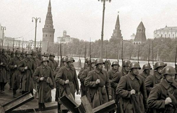 Завершение битвы под Москвой