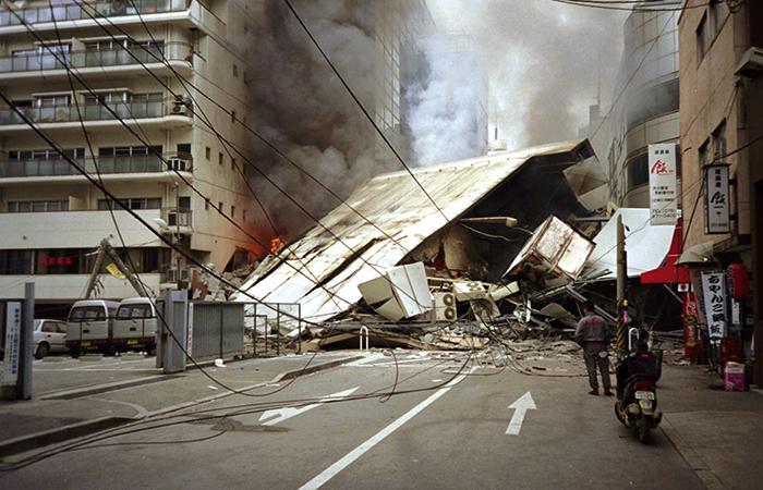 Землетрясение в 1995 году