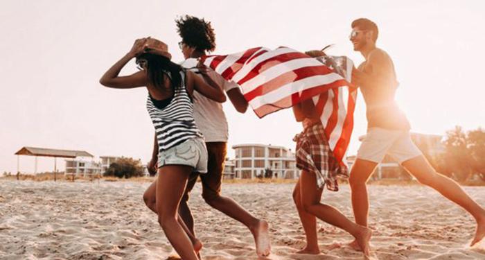Американская молодежь