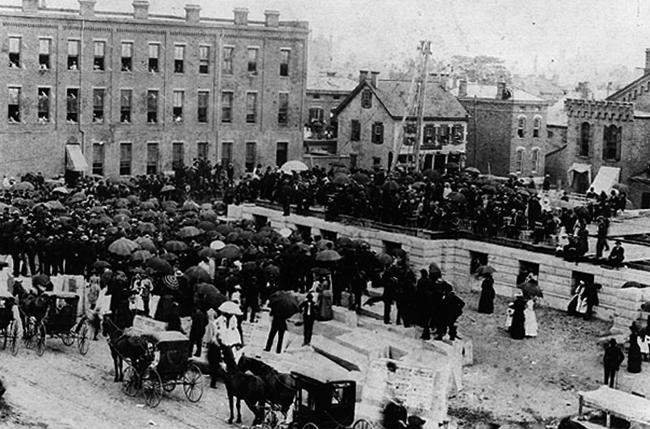 Американцы в 19 веке