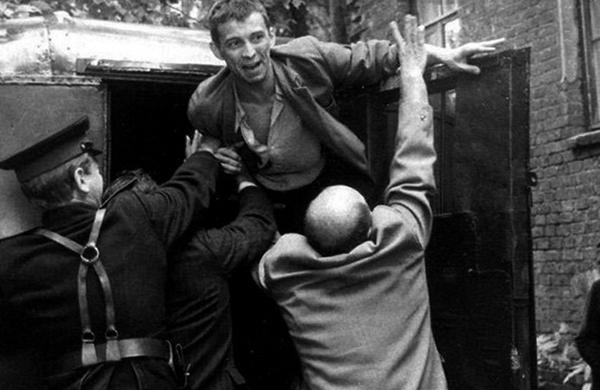 Арестованный в СССР