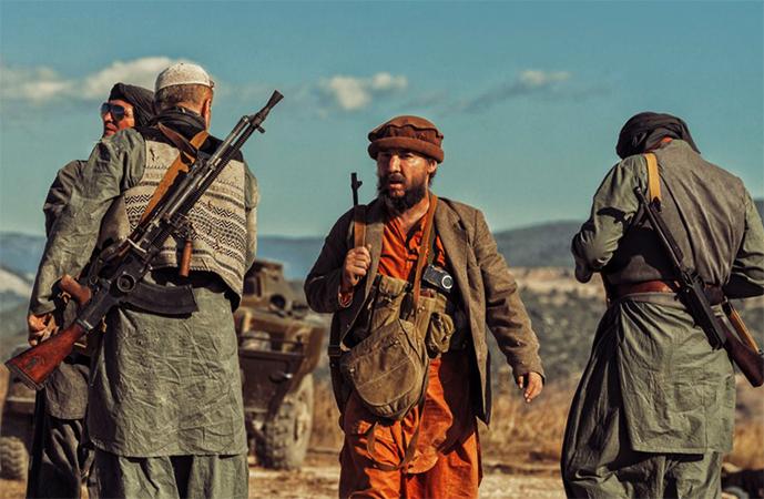 Боевики в Афганистане