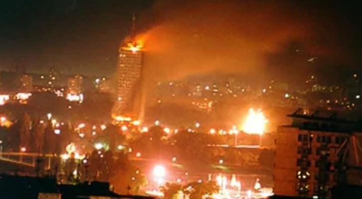 Бомбардировки НАТО
