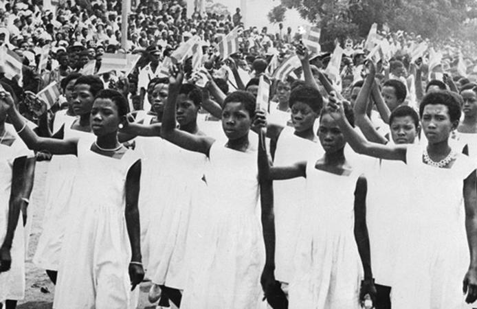 Колонизированные африканы