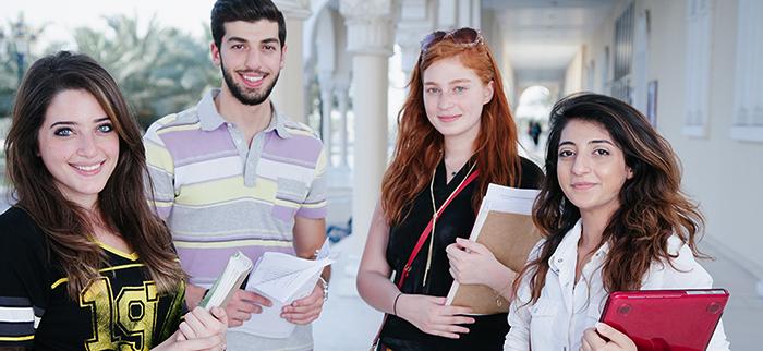 Студенты в Америке
