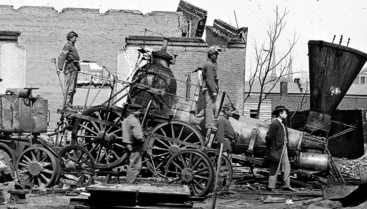 Экономика после войны