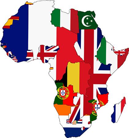 Колонизированная Африка