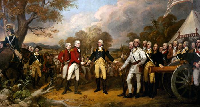 Перед войной за независимость