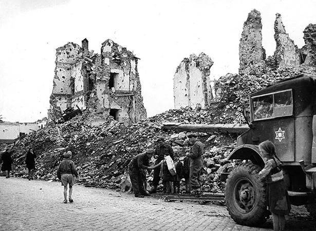 Разрушенная Италия