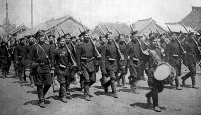 Российская армия перед войной