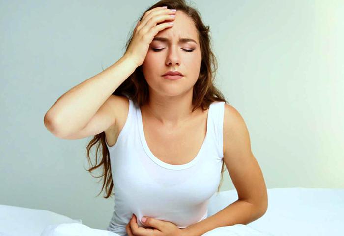 Симптомы пиелонефрита