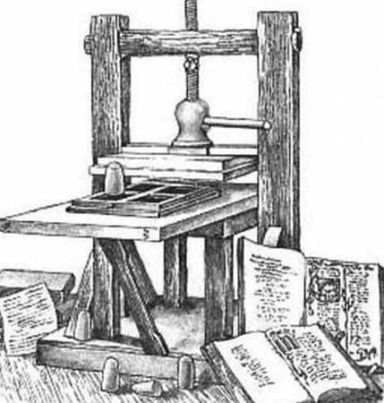 Старое книгопечатание