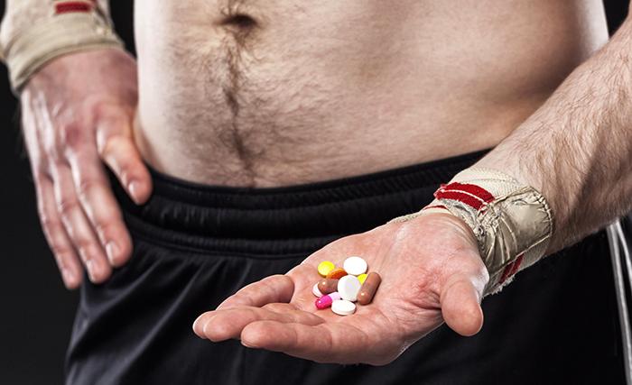 Стероидные таблетки