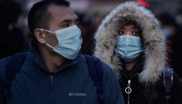 Страх людей от коронавируса