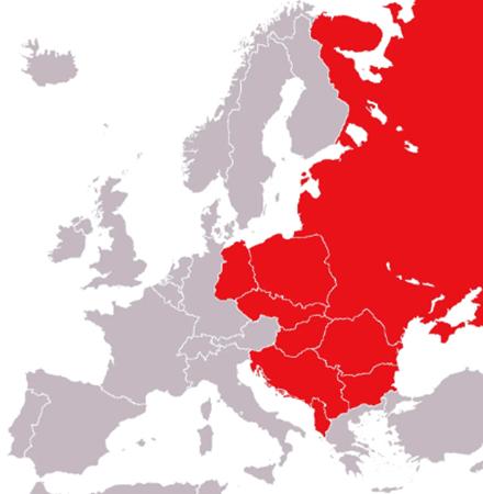 Страны социалистического блока