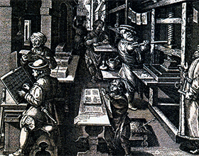 Последствия изобретения книгопечатания