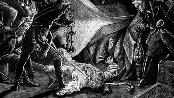 Убийство Павла 1