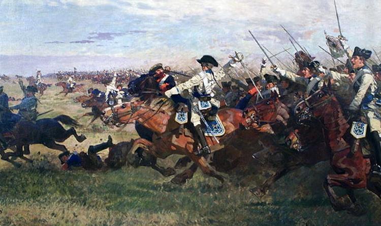 Война с восточной Пруссией