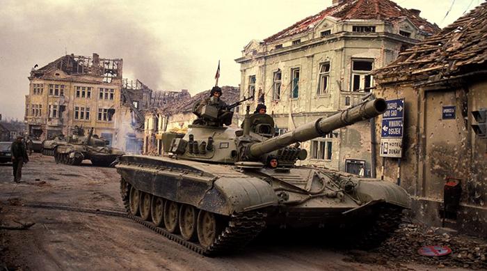 Во время Балканской войны